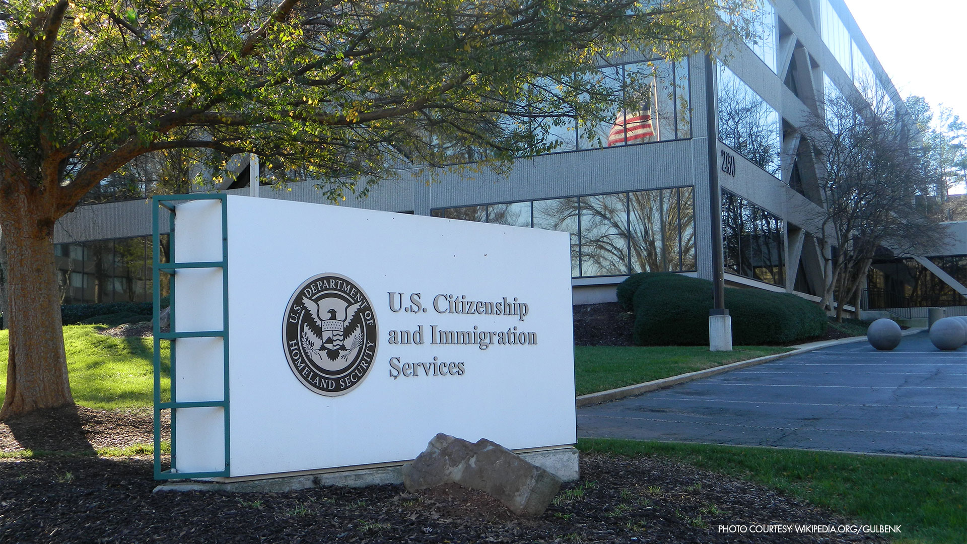 Photo: United States Citizenship and Immigration Services Office