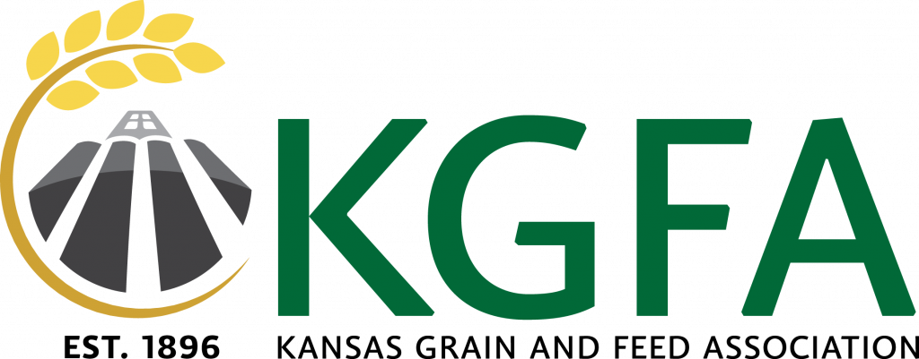 Kansas Grain and Feed Association's new logo debuted in May of 2020