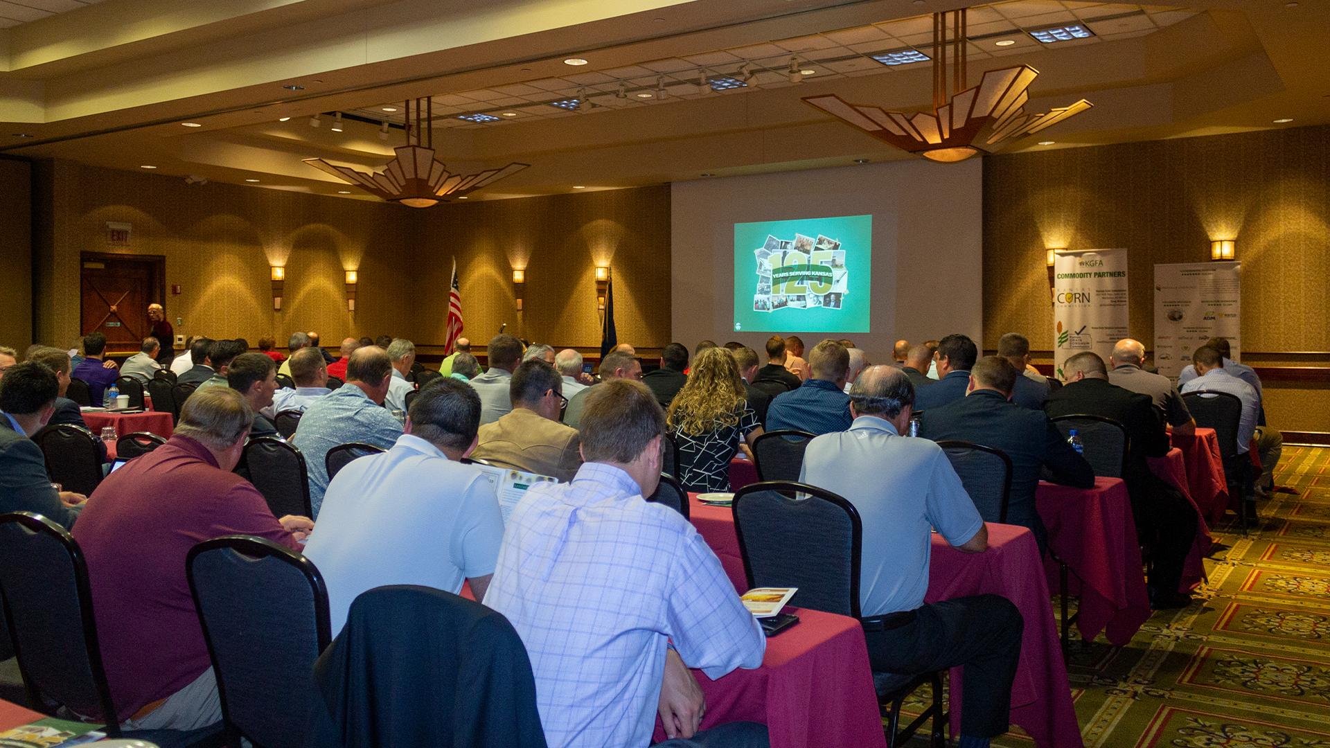 KGFA's 125th annual meeting